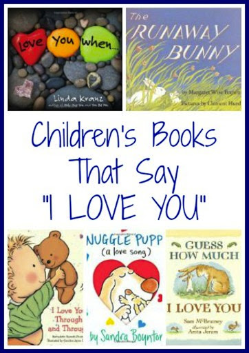 "Children's Bedtime Books That Say ""I Love You"" by Generation iKid"