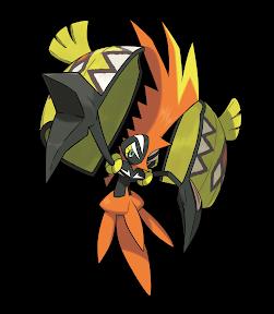 Pokémon Tapu Koko