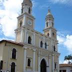 Iglesia en el parque García Rovira