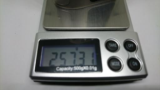 DSC 1413 thumb%25255B3%25255D - 【MOD】男のロマン「Wismec Reuleaux RX300」4本バッテリーMODのレビュー。でかくておもくてそれは鉄塊だった【ドラゴンころし】
