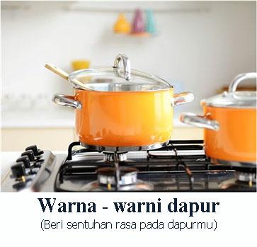 Warna-warni Dapur