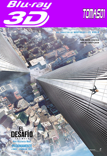 El Desafío (The Walk) (2015) 3DFull (SBS/HOU)
