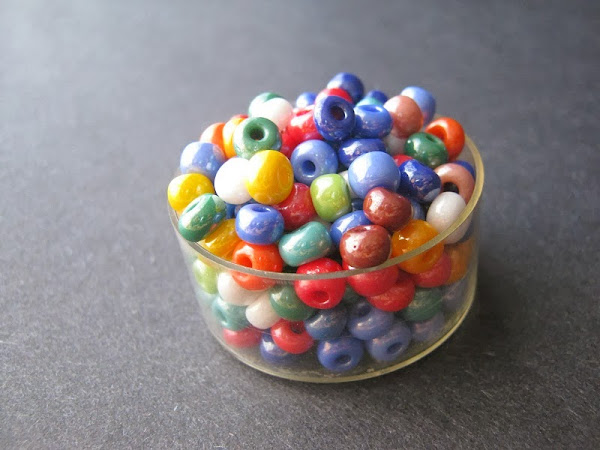 Czech Glass 3/0 Seed Beads