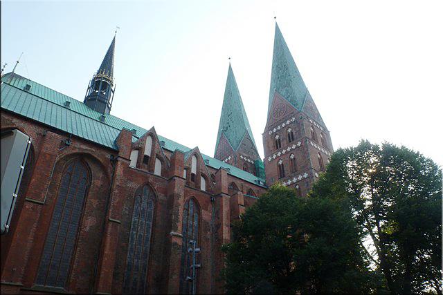Iglesia de Santa María (Marienkirche) - Lübeck