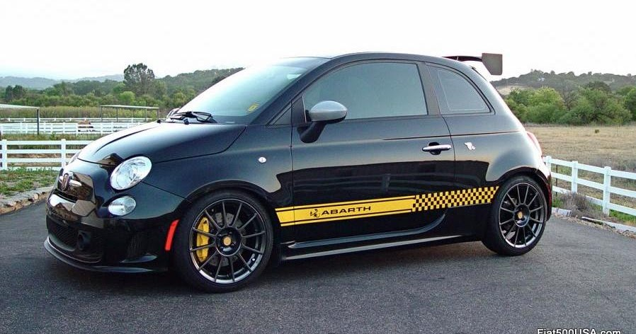 fiat 500 abarth performance mods fiat 500 usa. Black Bedroom Furniture Sets. Home Design Ideas