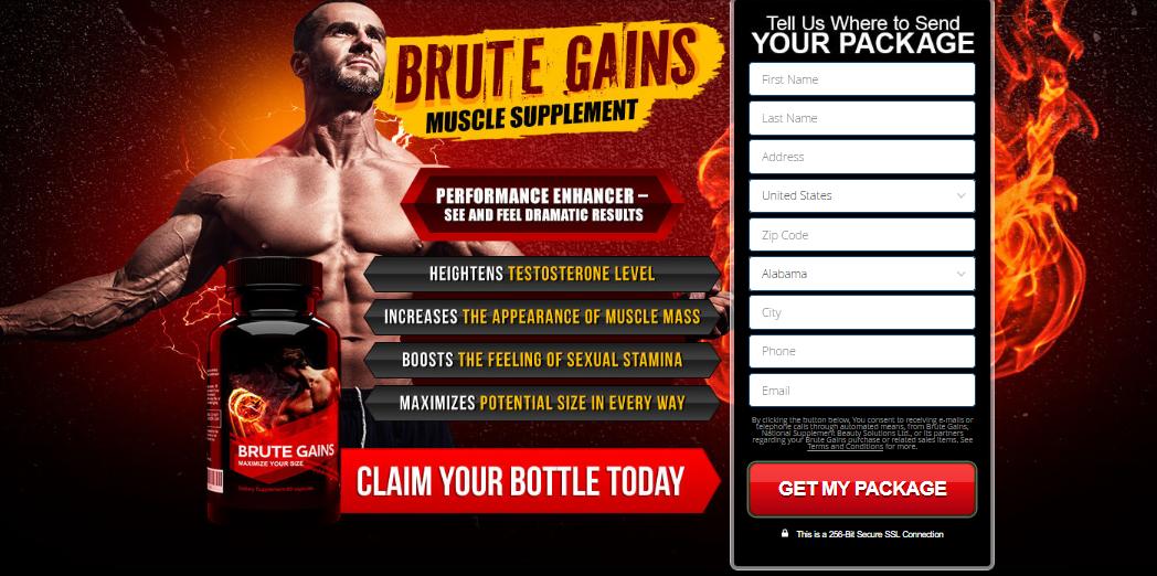 brute gains