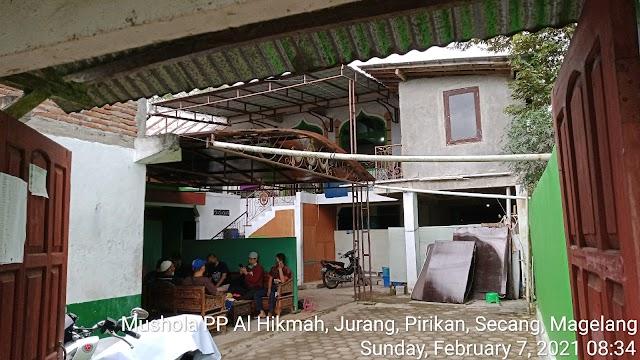 Kegiatan BBM di PP al Hikmah Jurang Pirikan Secang Magelang