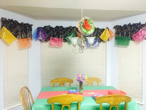 Fiesta kitchen table