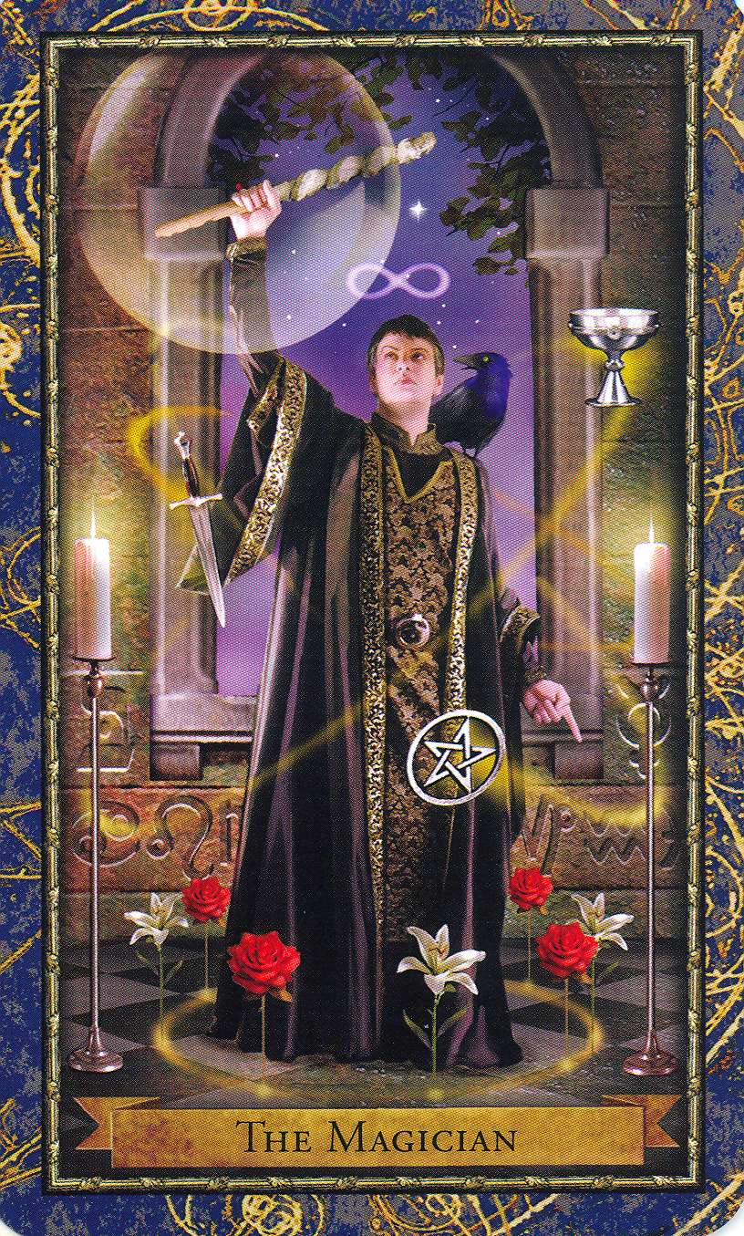 The Magician Tarot: Inner Whispers: Wizards Tarot Interview