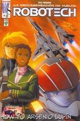 P00001 - 01 Robotech #0