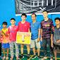 Mahmuda Ariyanto Berhasil Menjuarai Kejuaraan Bulutangkis Antar Klub U-20 non PBSI se Kota Padang