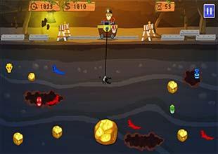 لعبة المغامرات Gold Miner Vegas
