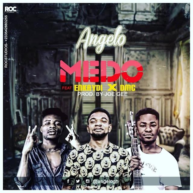 Angelo - MEDO ft. Enkaydi X DMC (Prod. By Joe Gee).