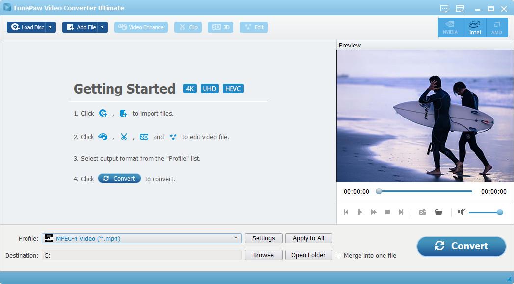FonePaw Video Converter Ultimate 2.8.0