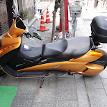 scoot in asakusa in Asakusa, Tokyo, Japan