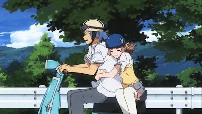 Ano Natsu de Matteru Episode 11 Screenshot 7