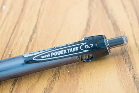 Power Tank Pen Review