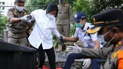 Saran Buat Bu Mensos RI, Agar Tidak Hanya Blusukan di Jakarta Saja.