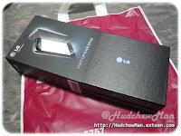 LG Optimus Black Android Phone