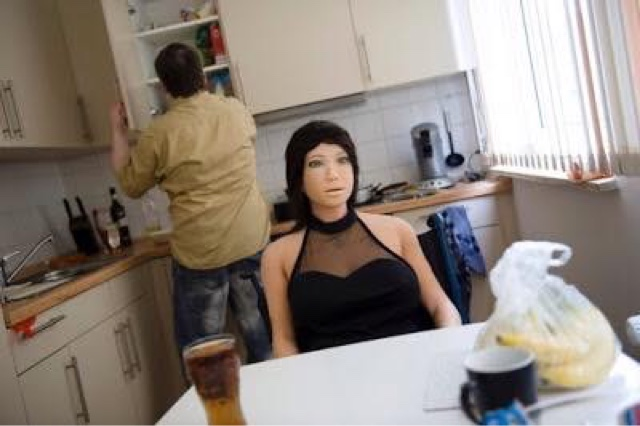 PHOTOS: Checkout How A Man married To A Doll Lives With Her. 4
