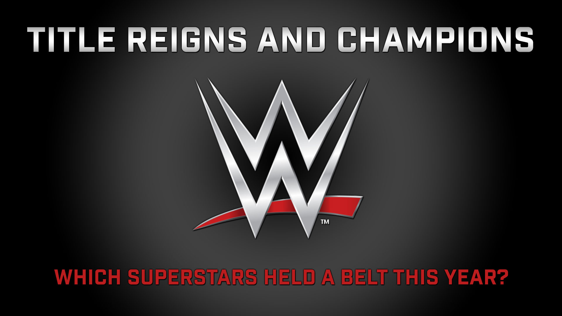 who held a title in WWE in 2015 list of champions and who beat them