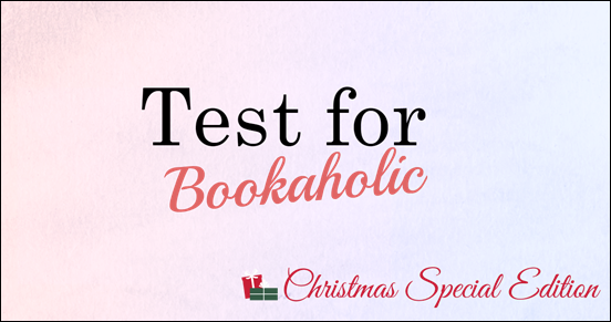 Test for Bookaholic natale