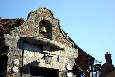 Bell Pub in Rye