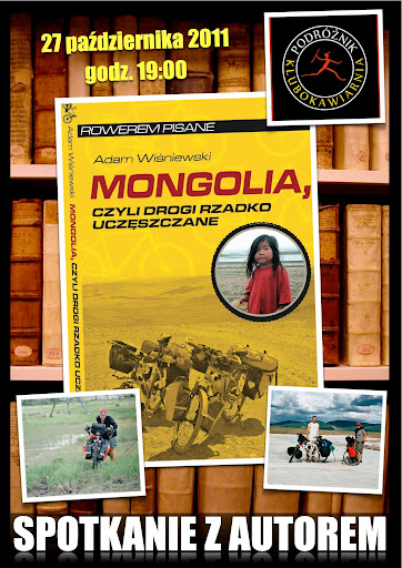 Mongolia - Klub Podróżnik
