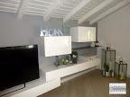mobile da soggiorno Presotto Inclinart, casa a Filago Bergamo.JPG