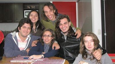 Scouts del Grupo IV Pirsas en Bogota