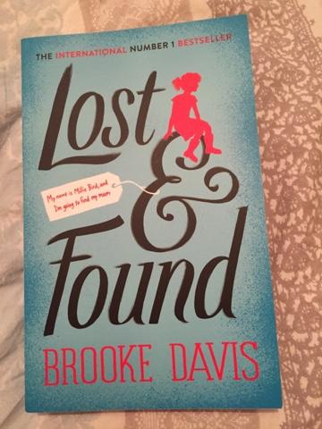 lost and found brooke davis pdf
