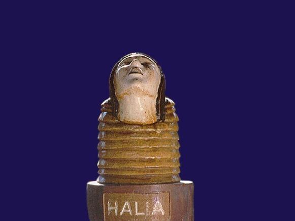 Halia - Francisco Brennand, fonte: http://enciclopedia.itaucultural.org.br/