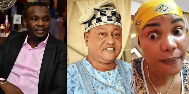 """""""If you insult Jide Kosoko cause of anger, you Insult your Parents"""" - Actor Yomi Fabiyi Attacks Iyabo Ojo"""