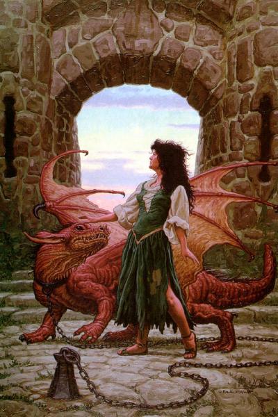Unfailing Helper, Magic Animals 1