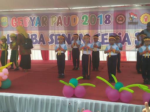 Gebyar PAUD Kabupaten Karawang di Gelar di Lapang 305 Telukjambe