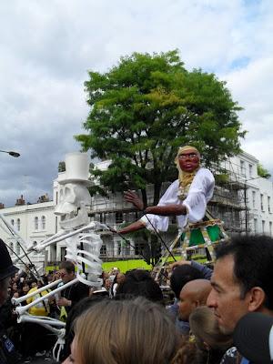Лондон ноттинг хилл жители