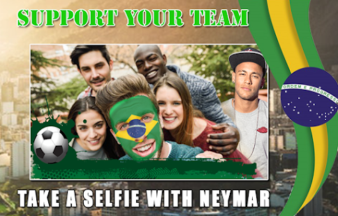 google kart tyskland Support Brazil Football Team⚽: Selfie with Neymar – Apper på  google kart tyskland