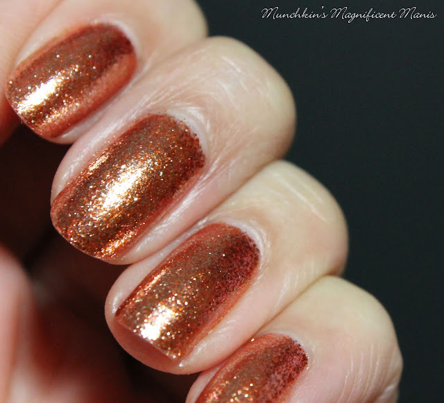 Holo Taco- Frosted Metals- Cheap Champagne