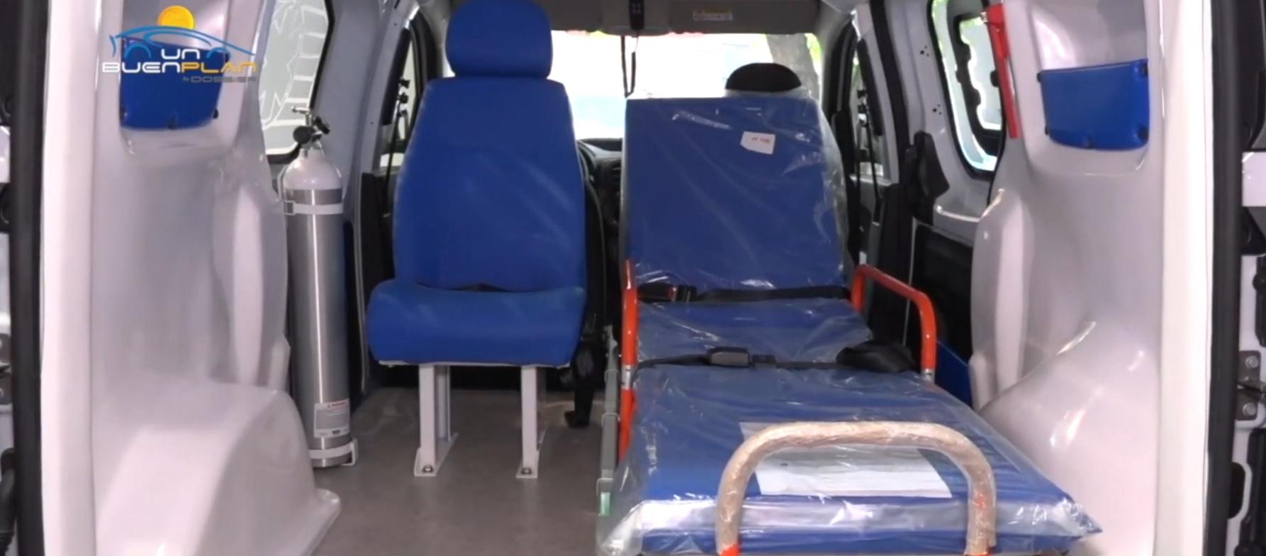 Renault Kangoo Unidad Traslado no Asistencial - Imagen de Referencia