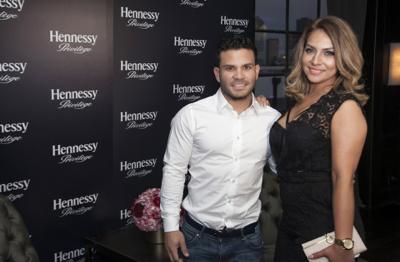 Hennessy Privilege celebrates Jose Altuve