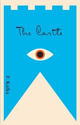 Front cover of an edition of Kafka's THE CASTLE