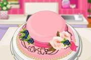 كعكة القبعة