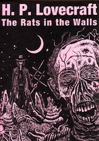 Cover of Howard Phillips Lovecraft's Book The Rats in the Walls
