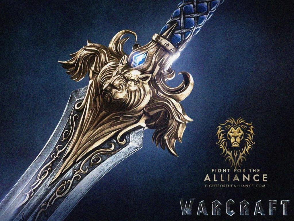 Warcraft: Η Σύγκρουση Δύο Κόσμων (Warcraft) Wallpaper