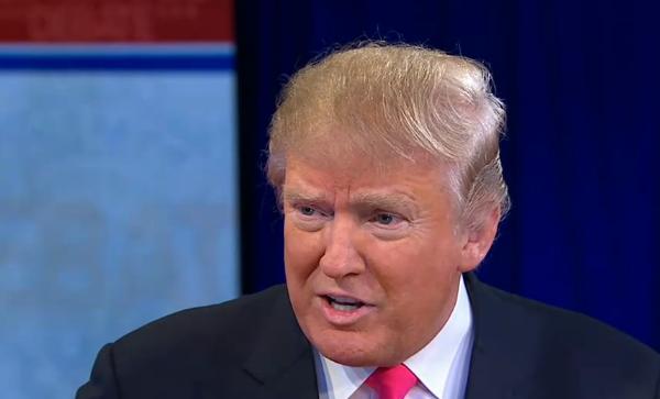 Trump shows compromise, hires Cruz's communications director