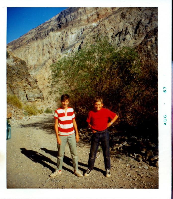 Panamint Springs with Bob Boekman