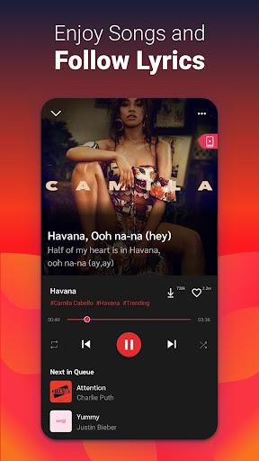 Gaana Song Hotshots Video Music Free Hindi MP3 App screenshot 5