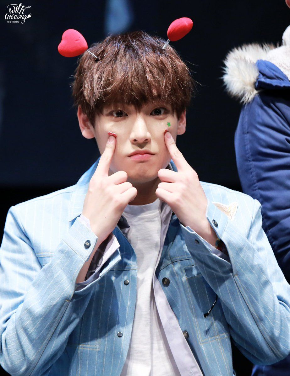 sf9 fansign