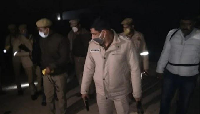 प्रतापगढ़ में मुठभेड़, तीन बदमाशों को लगी गोली | Breaking News in Hindi & Live Updates