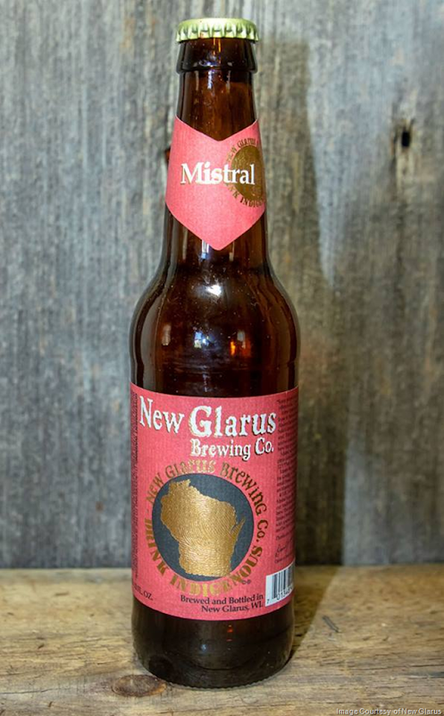 New Glarus Adding Mistral To Thumbprint Series